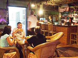 Two Dragons Restaurant and Bar, Siem Reap