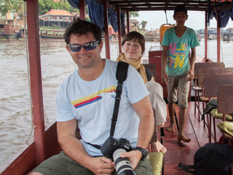 Tours at Tonle Sap, Angkor Wat