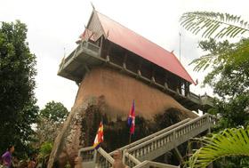 Kulen Mountain Phnom Kulen near Angkor Wat, Cambodia
