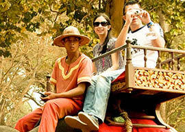 Tours to Angkor Wat, Siem Reap Guest House