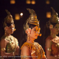 siem reap angkor wat apasaras dancing for tourists