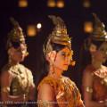 siem reap angkor wat apasaras dancing for tourists
