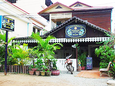 Guesthouse Siem Reap The Legendary Two Dragons